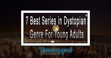 7 Best Series in Dystopian Genre For Young Adults