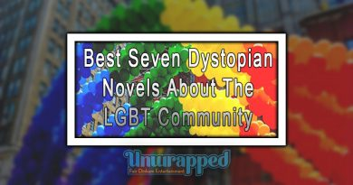 Best Seven Dystopian Novels About The LGBT Community