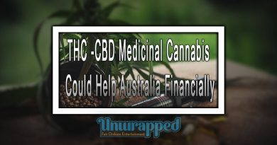 THC -CBD Medicinal Cannabis Could Help Australia Financially