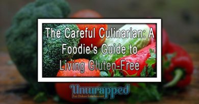 The Careful Culinarian: A Foodie's Guide to Living Gluten-Free