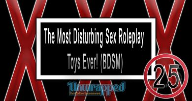 The Most Disturbing Sex Roleplay Toys Ever! (BDSM)