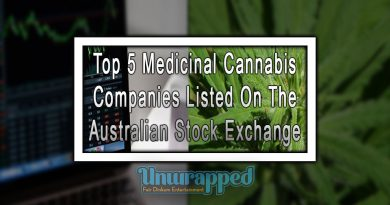 Top 5 Medicinal Cannabis Companies Listed On The Australian Stock Exchange