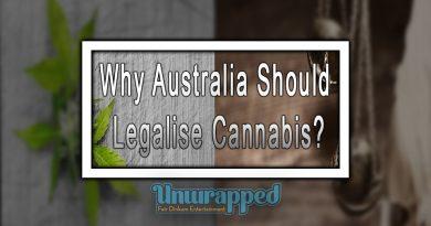 Why Australia Should Legalise Cannabis?