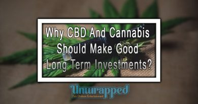 Why CBD And Cannabis Should Make Good Long Term Investments