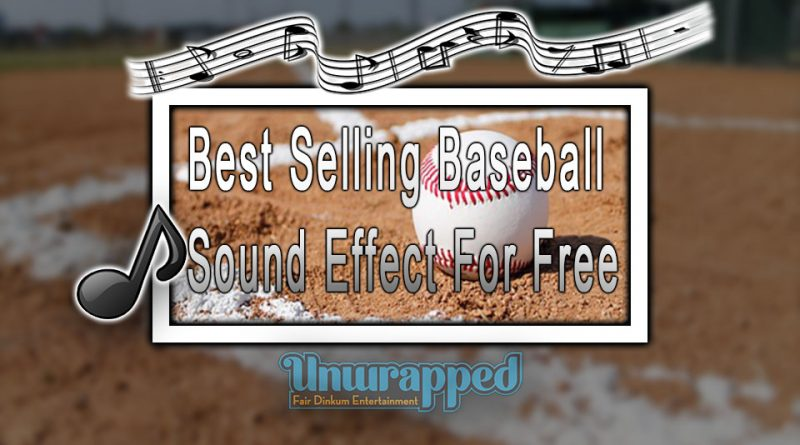 Best Selling Baseball Sound Effect For Free