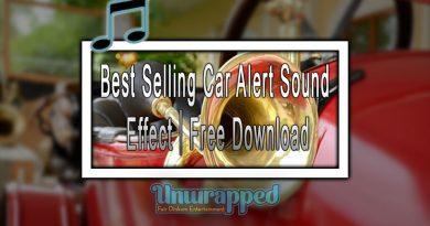 Best Selling Car Alert Sound Effect|Free Download