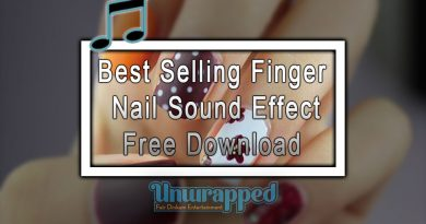 Best Selling Finger Nail Sound Effect|Free Download