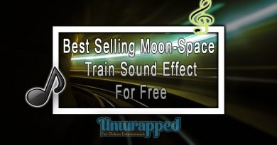Best Selling Moon-Space Train Sound Effect For Free