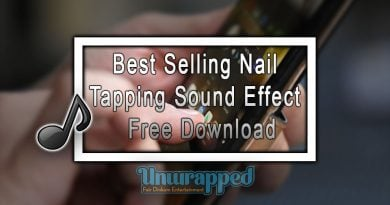 Best Selling Nail Tapping Sound Effect - Free Download