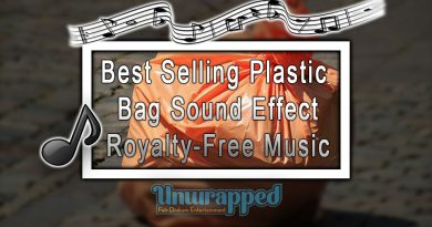 Best Selling Plastic Bag Sound Effect|Royalty-Free Music