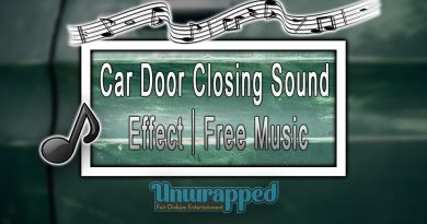 CAR DOOR CLOSING SOUND EFFECT
