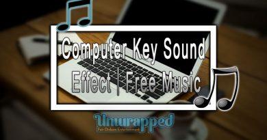 Computer Key Sound Effect|Free Music