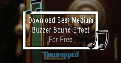 Download Best Medium Buzzer Sound Effect For Free