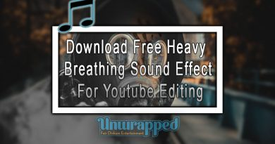 Download Free Heavy Breathing Sound Effect For Youtube Editing