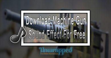 Download Machine Gun Sound Effect For Free