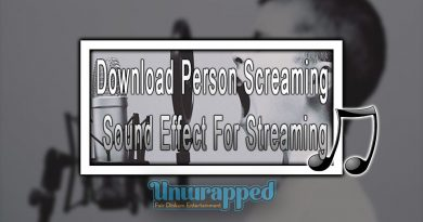 Download Person Screaming Sound Effect For Streaming