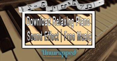 Download Relaxing Piano Sound Effect|Free Music
