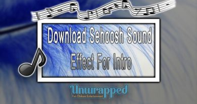 Download Sehoosh Sound Effect For Intro