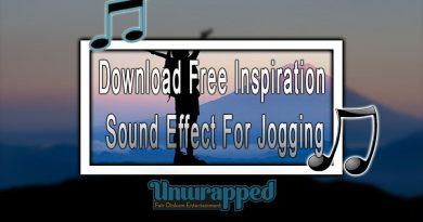 Download Inspiration Sound Effect For Jogging
