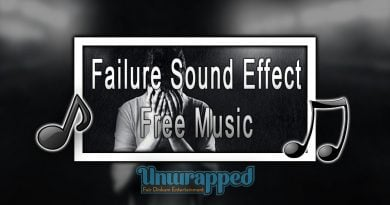 Failure Sound Effect|Free Music