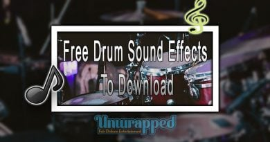 Free Drum Sound Effects to Download