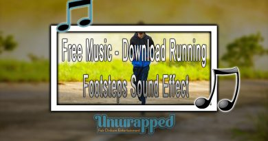 Free Music - Download Running Footsteps Sound Effect