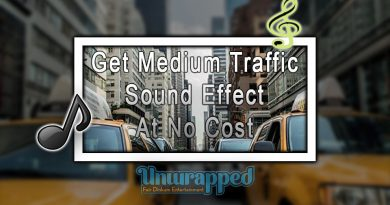 Get Medium Traffic Sound Effect At No Cost