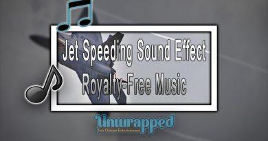 Jet Speeding Sound Effect|Royalty-Free Music