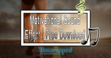 Motivational Sound Effect|Free Download