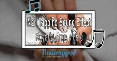 Nail Tapping Sound Effect|Royalty-Free Music