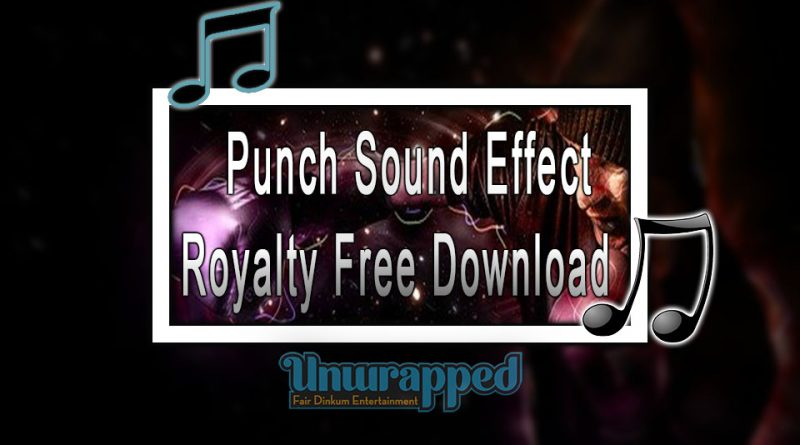 Punch Sound Effect|Royalty Free Download