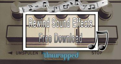 Rewind Sound Effects|Free Download
