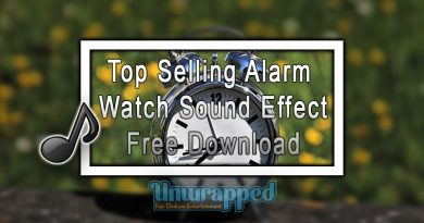 Top Selling Alarm Watch Sound Effect Free Download