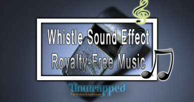 Whistle Sound Effect|Royalty-Free Music