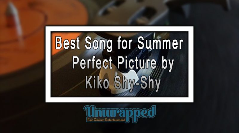 Best Song for Summer - Perfect Picture by Kiko Shy-Shy