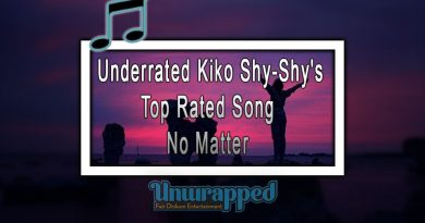 Underrated Kiko Shy-Shy's Top Rated Song - No Matter