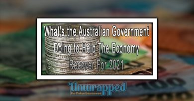 What's the Australian Government Doing to Help The Economy Recover For 2021