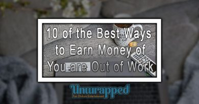 10 of the Best Ways to Earn Money of You are Out of Work