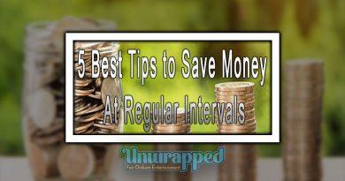 5 Best Tips to Save Money At Regular Intervals