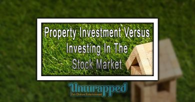 Property Investment Versus Investing In The Stock Market