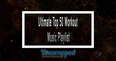 Ultimate Top 50 Workout Music Playlist