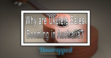 Why are Ukulele Sales Booming in Australia?