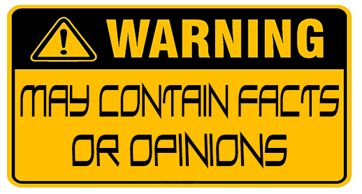Mandatory New Think Warning Reg:FO99