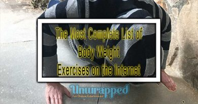 The Most Complete List of Body Weight Exercises on the Internet