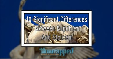 10 Significant Differences Between Buddhism And Stoicism