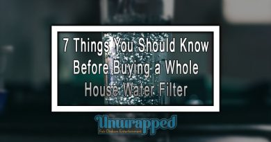 7 Things You Should Know Before Buying a Whole House Water Filter