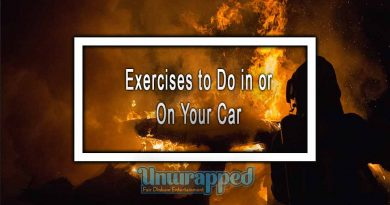 Exercises to Do in or On Your Car