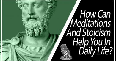 How Can Meditations And Stoicism Help You In Daily Life