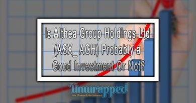 Is Althea Group Holdings Ltd (ASX_ AGH) Probably a Good Investment Or Not_