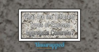 What Are the Different Types of Exposed Aggregate Concrete?